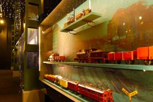 Järnvägsmuseet liten e